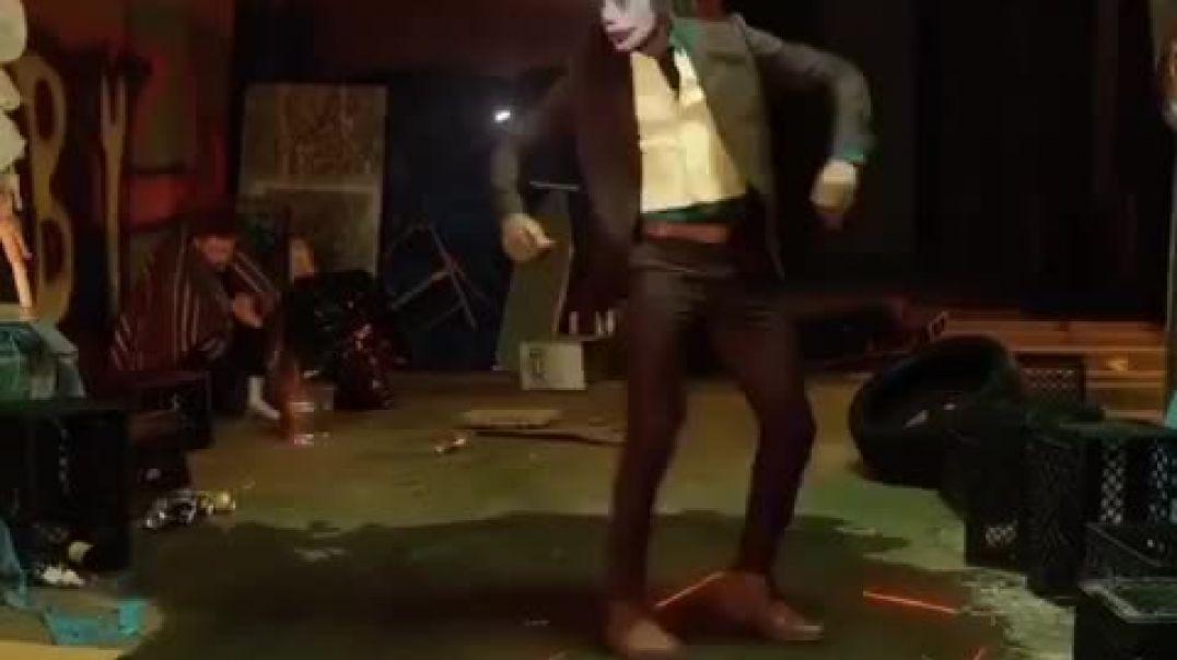 Joker's dance