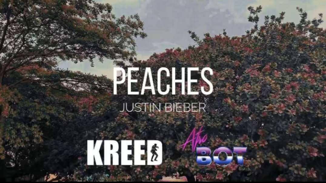 MVP JUNE PEACHES BY JUSTIN BEIBER trim