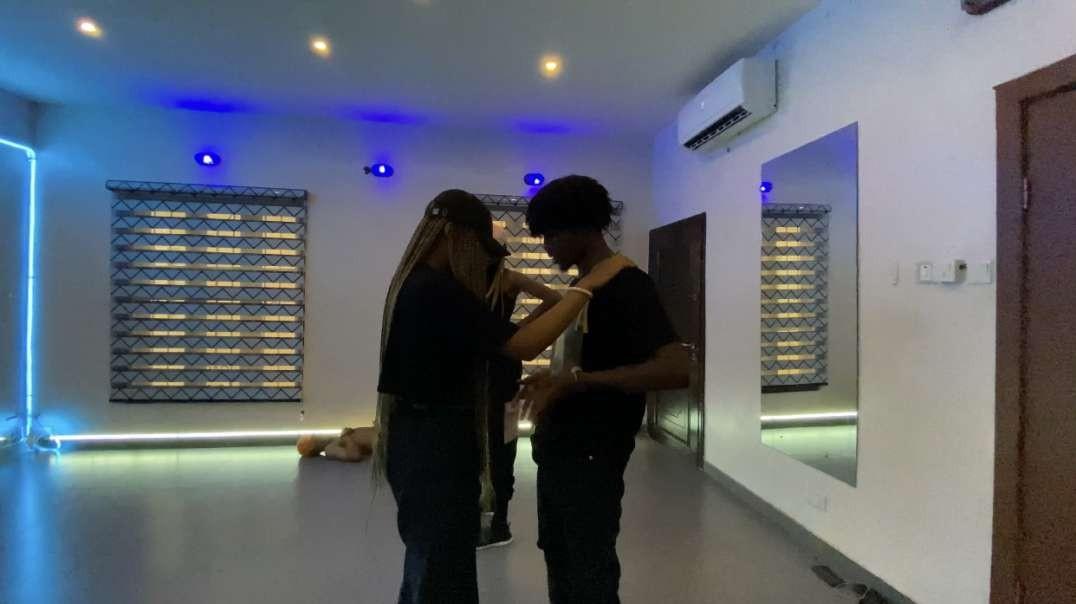 PART TWO - UnderTheInfluence (Dance video Tutorial)